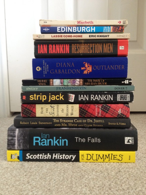 A Reading List for the Scotland-Bound | Study Abroad
