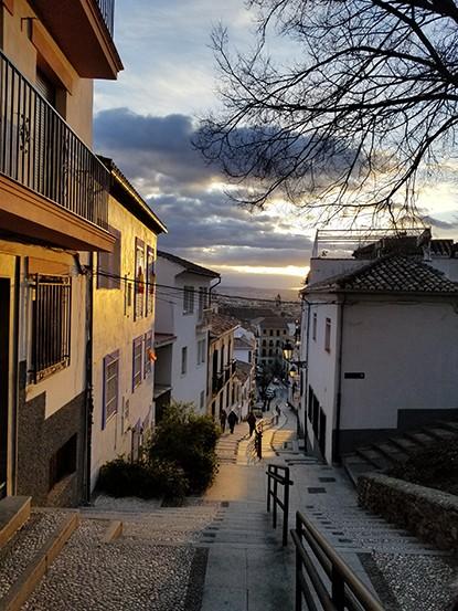 Granada Finally Finalmente Estamos En Granada Study Abroad