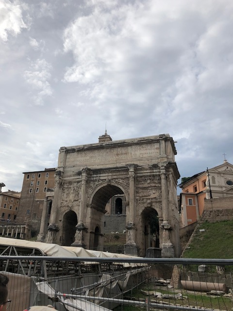 Visit to the Roman Forum: 10/14/18   Study Abroad   Arcadia Abroad