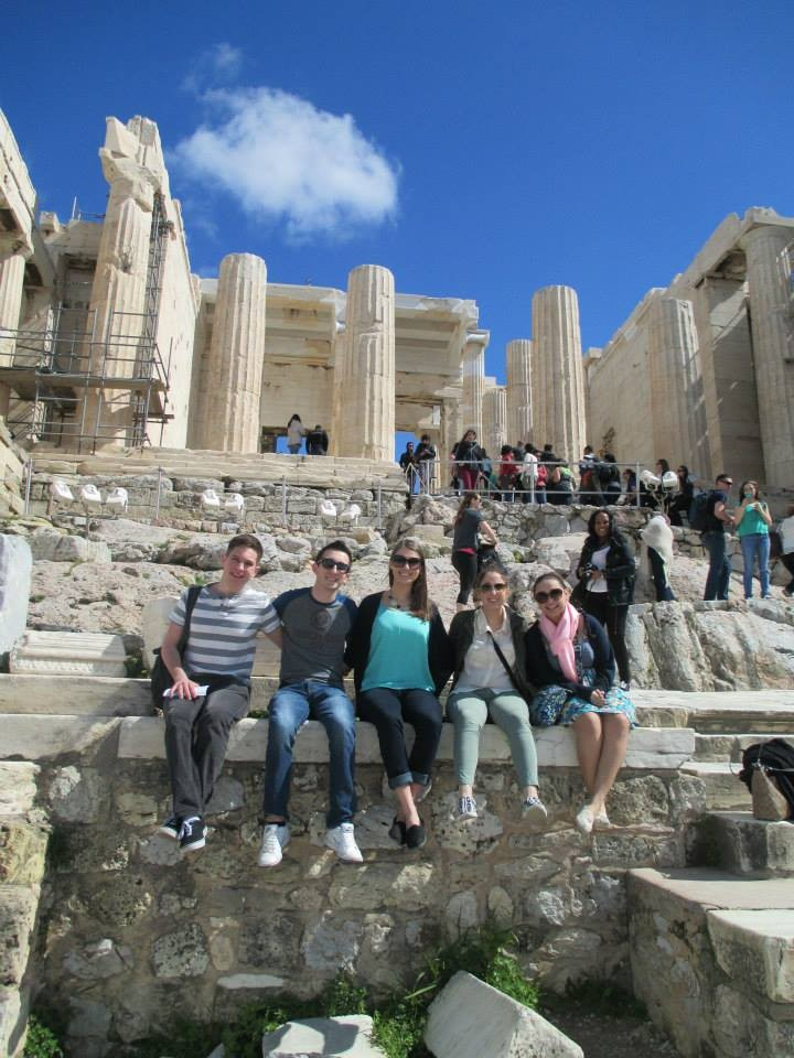 Arcadia University Study Abroad program Arcadia in Greece