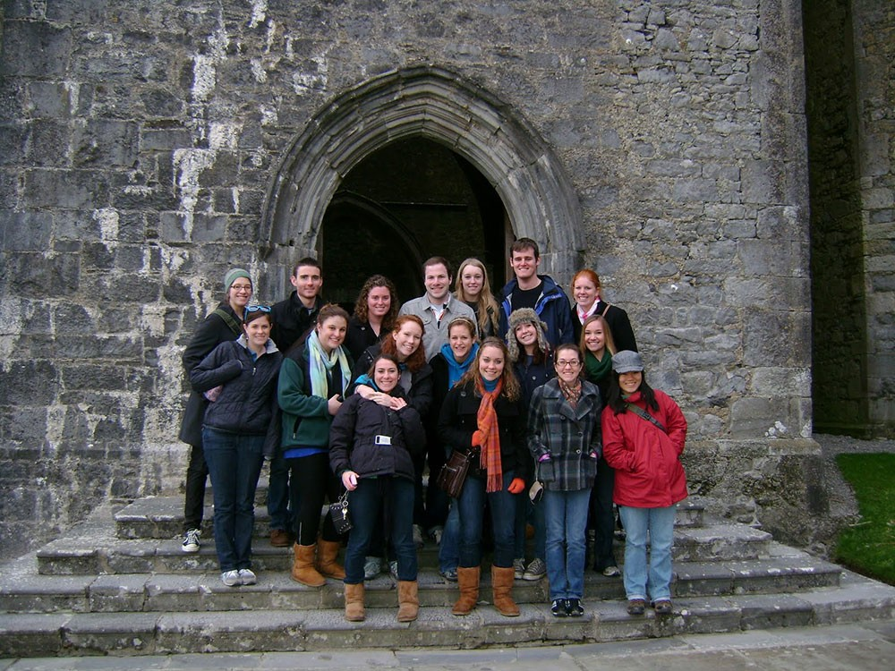 University of galway study abroad