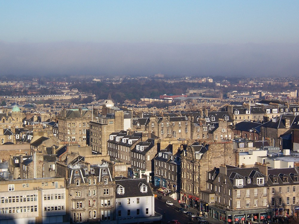 Study Abroad at University of Edinburgh - Managerial ...