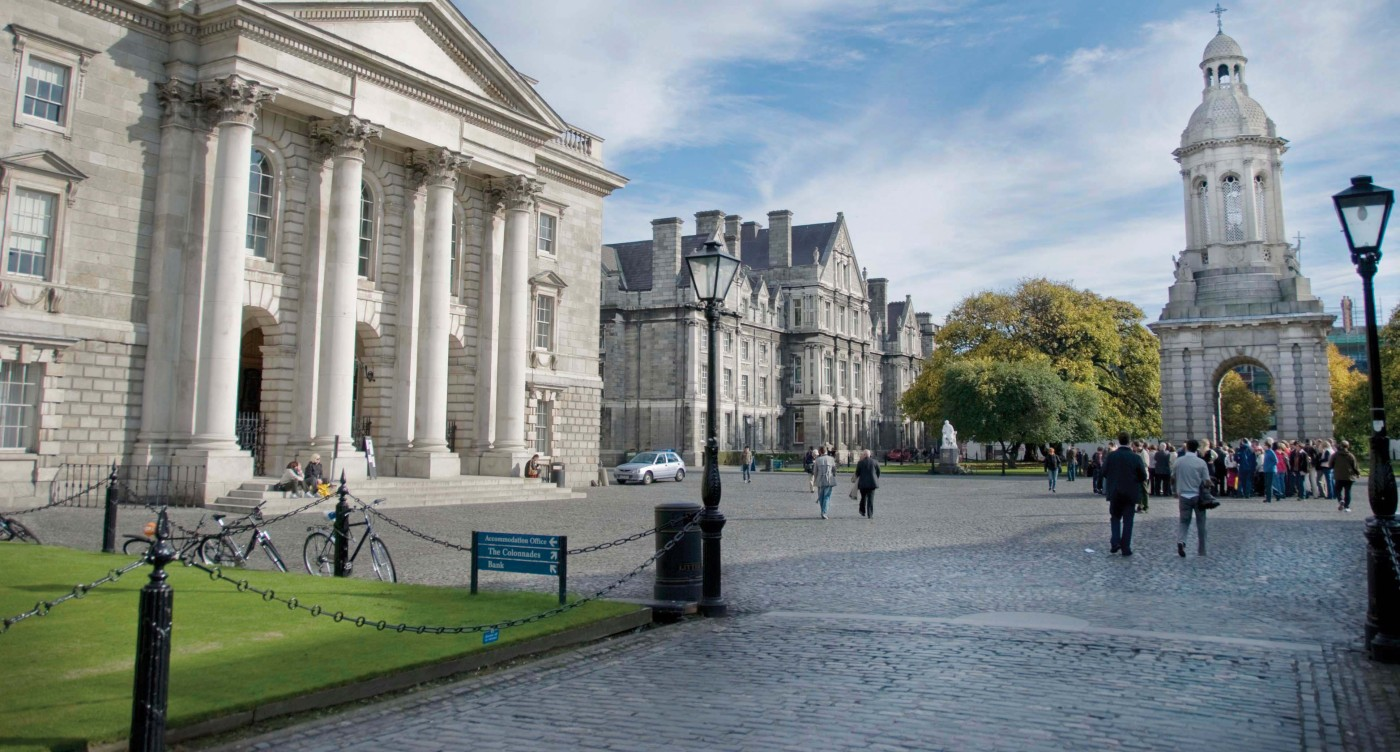 Trinity College Dublin | Study Abroad | Arcadia Abroad | The College