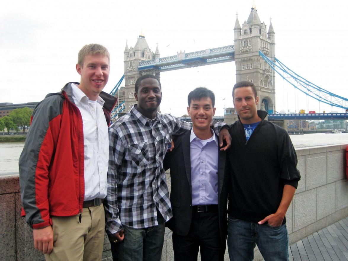 Study Abroad Scholarship - Oklahoma City University