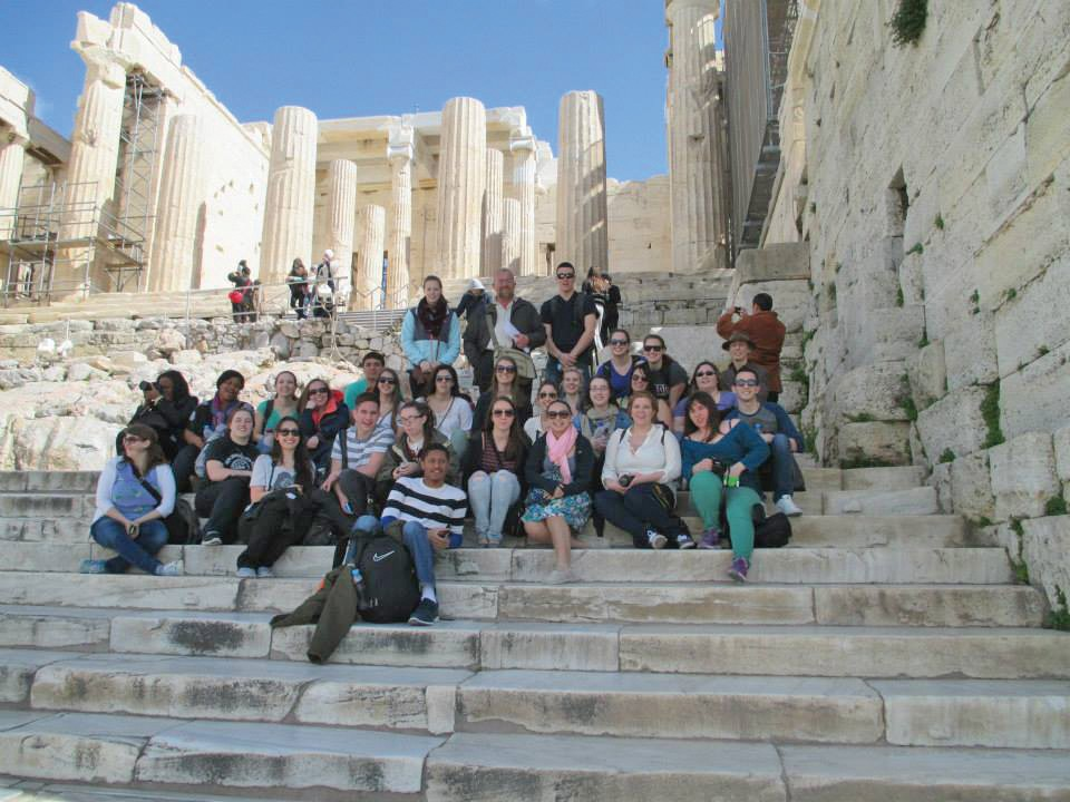 Greece | Study Abroad | Arcadia Abroad | The College of ...