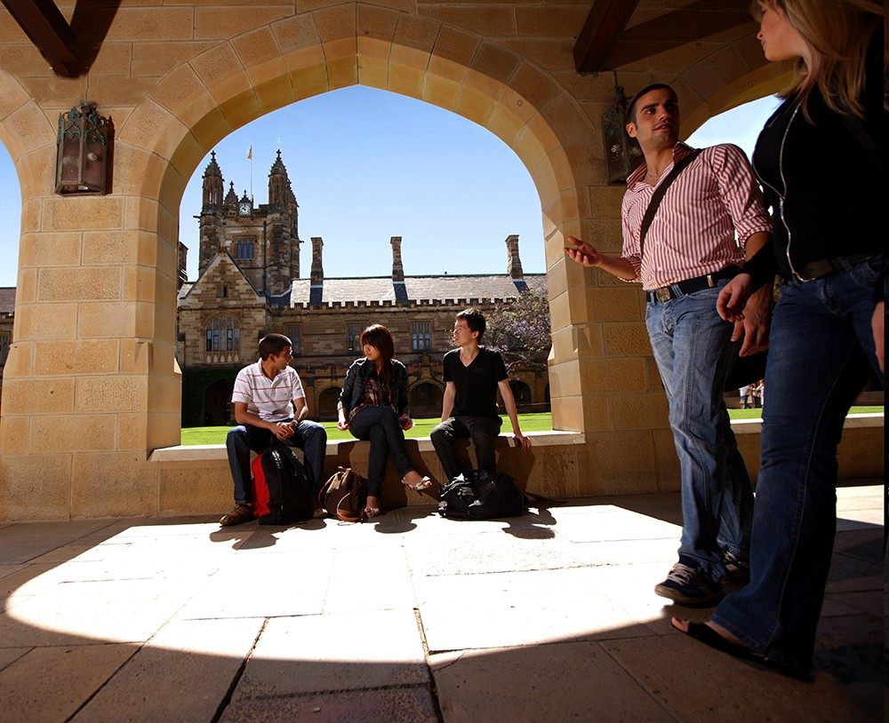 Legal Studies university of sydney preparation course