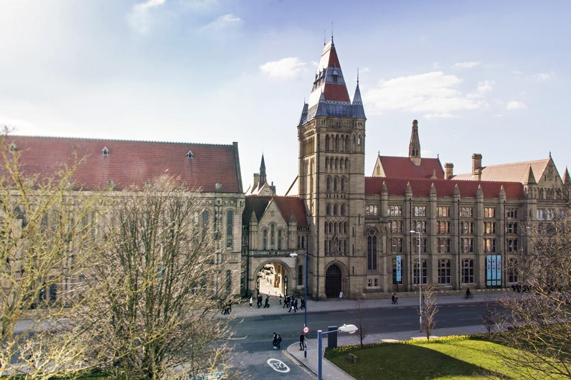 University of Manchester / Manchester University มหาวิทยาลัยในอังกฤษ