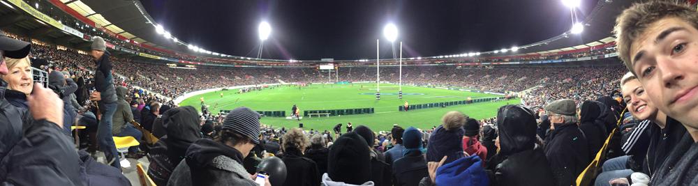 All Blacks Rugby Stadium