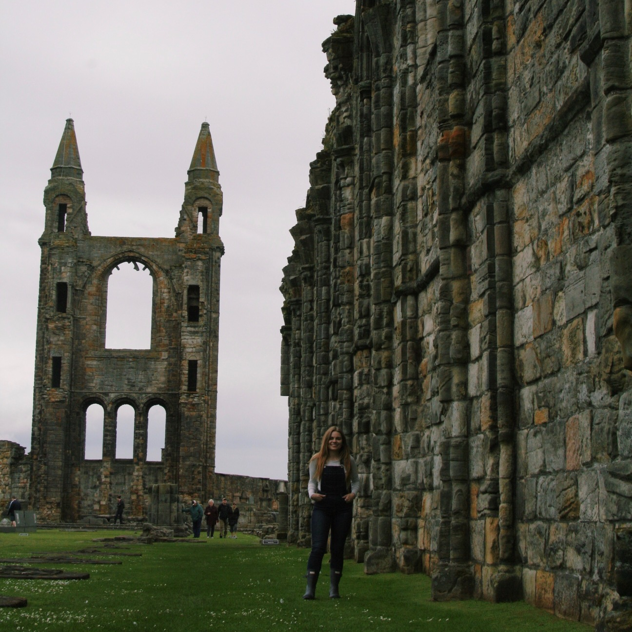 Mary Alice at St Andrews Cathedral