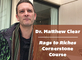 Dr. Matthew Clear, Rags to Riches: The Transformation of Barcelona