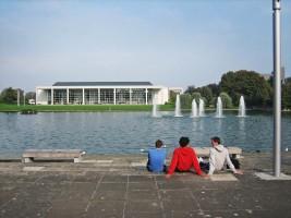 UCD Fountain