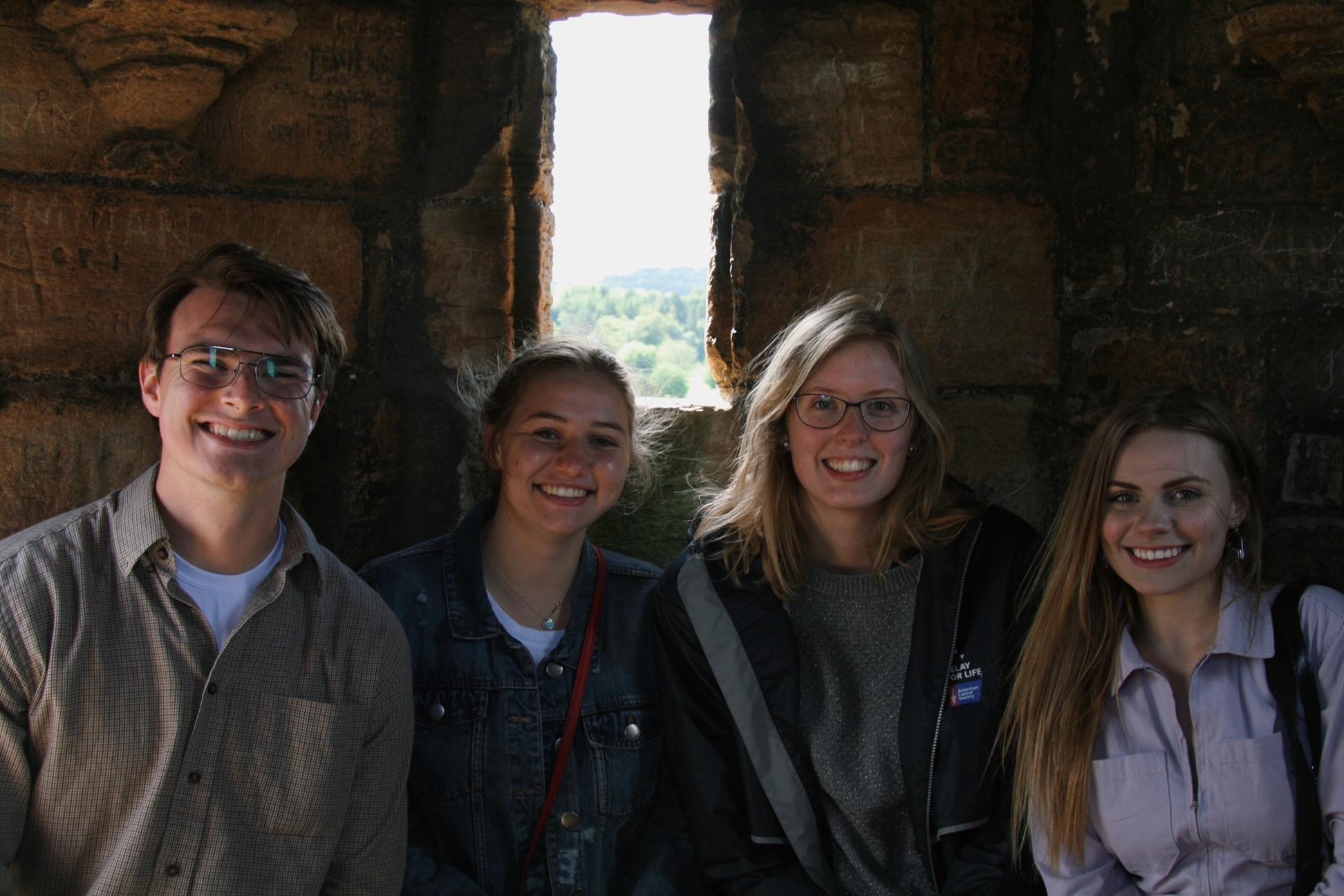 Museum Studies Group on Trip